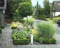 Vorgarten anlegen pflegeleicht