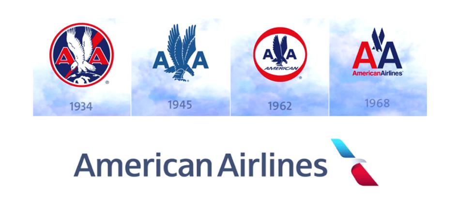 American-Airlines-Logos