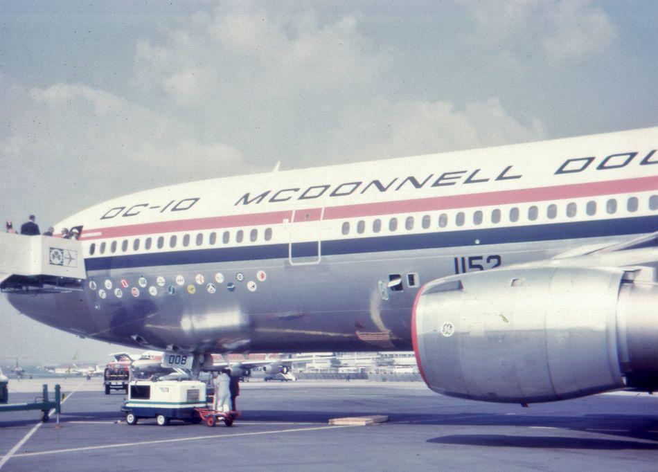 img502 McDonnell Douglas DC-10-10 N1803U McDonnell Douglas Dem
