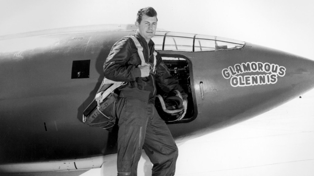 "Charles Elwood ""Chuck"" Yeager"