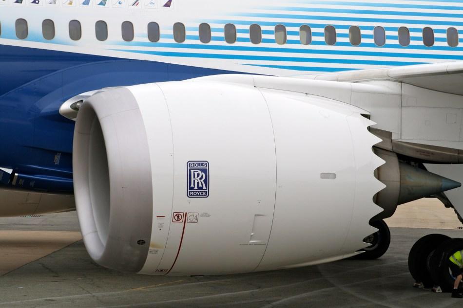 Rolls-Royce-Trent-1000-engines