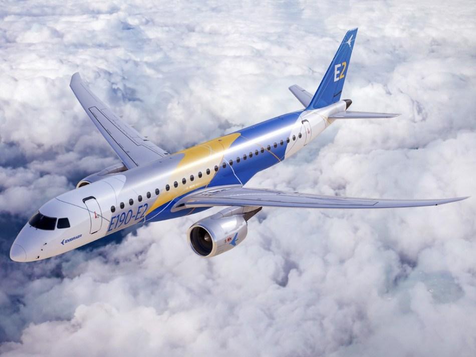 E190-E2-Embraer