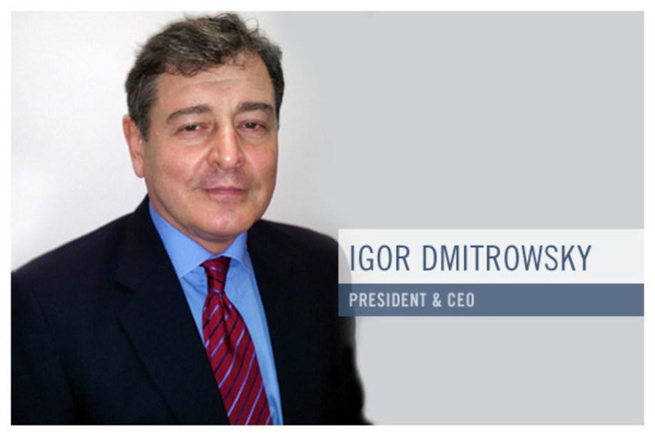 Baltia Air Lines Inc Igor Dmitrowsky