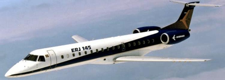 Embraer-ERJ-145-Exterior