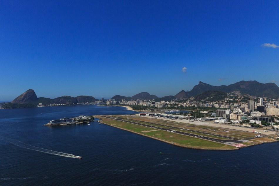 (40153) Fotos aéreas Rio de Janeiro