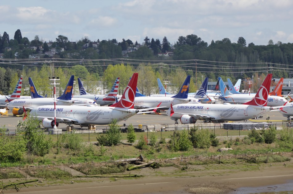 Boeing_737_MAX_grounded_aircraft_near_Boeing_Field,_April_2019