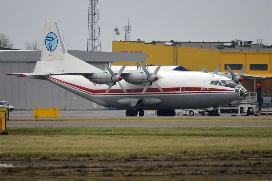 Ukraine_Air_Alliance,_UR-CAH,_Antonov_An-12BK_(23394987536)