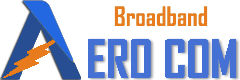Aero Communication Broadband Logo
