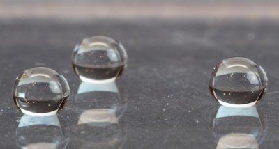 AeroPel-Water-droplets
