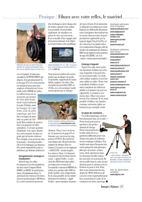 Image & Nature n°55 article video 1 page 4