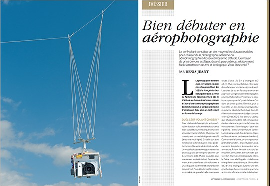 Compétence photo n°36 pages 40 et 41