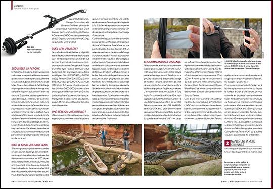 Double page 1 de Compétence Photo 41