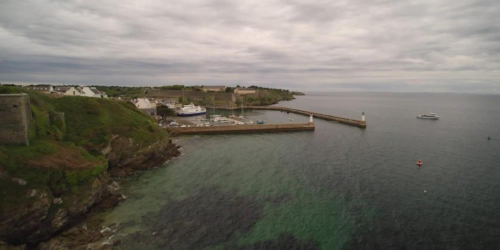 Port de Le Palais
