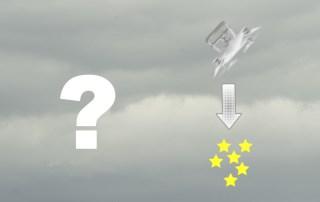 chute de drone