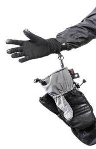Moufle et sous-gants
