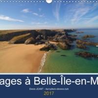 Couv. calendrier Plages à Belle-île-en-mer
