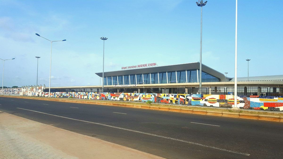 Aéroport International Gnassingbé Eyadéma (AIGE)