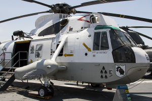 © Adam Duffield • Sikorsky SH-3H Sea King 149711 • USS Midway Museum