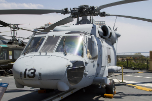 © Adam Duffield • Sikorsky SH-60F Oceanhawk 164079 • USS Midway Museum