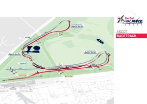 © Red Bull Air Race - Ascot Track