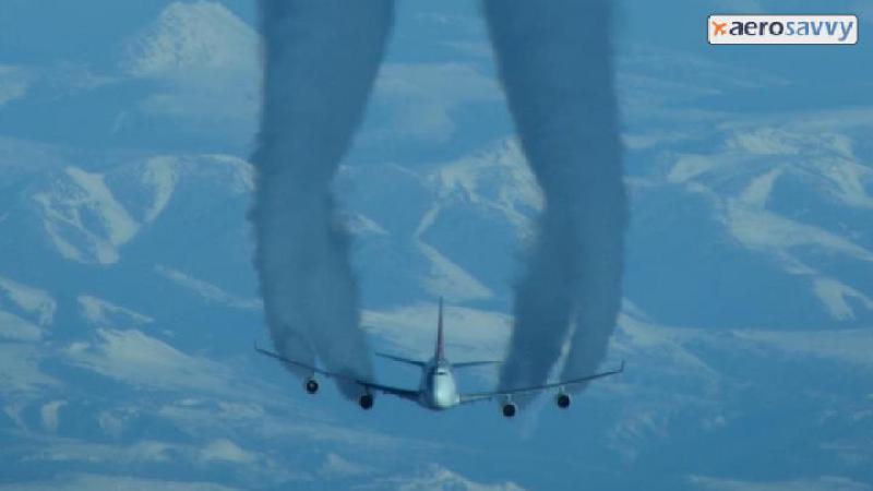 Contrails - AeroSavvy