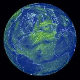 Earth Wind Map: earth.nullschool.net/
