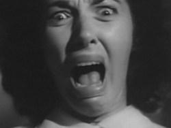 Peggy Webber Screaming
