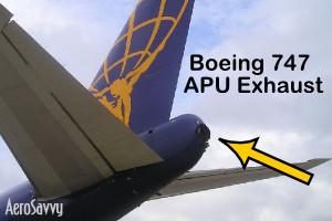 747APU-exhaust