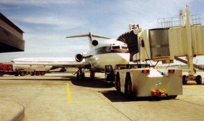 UPS 727 in Pittsburgh - UPS Passenger Flights - AeroSavvy