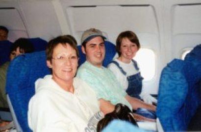Happy Passengers - UPS Passenger Flights - AeroSavvy