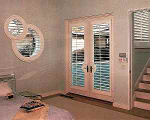 Custom Shutters from Aero Shade Co in Los Angeles County