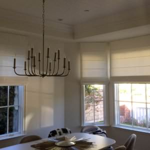Roman Shades sold in Los Angeles