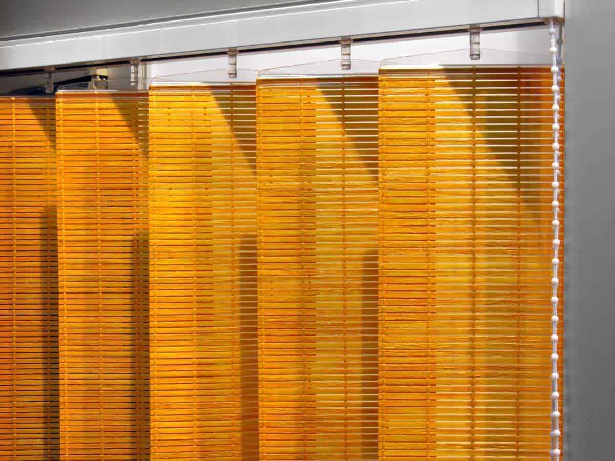 Wooden Venetian Blinds at Aero Shade Co
