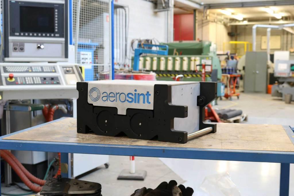 Aerosint dual metal powder recoater