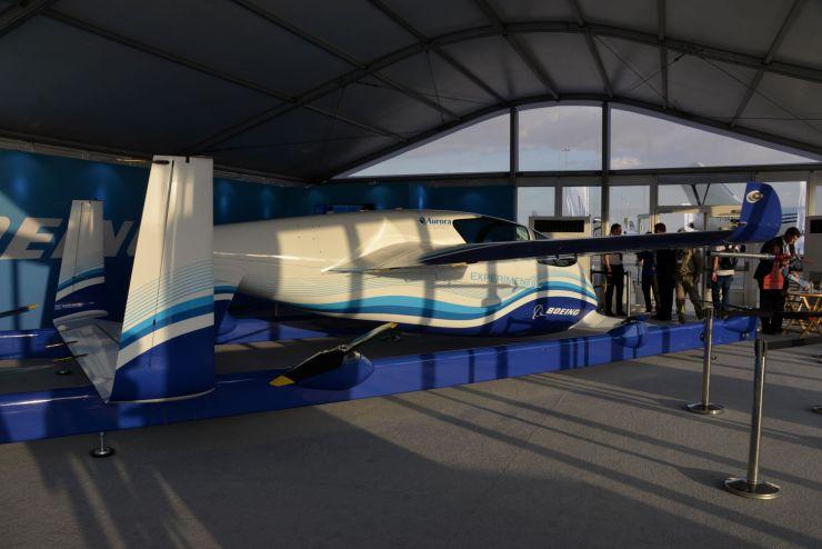 Boeing PAV M