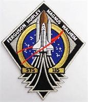 STS-135 Mission Patch Picture