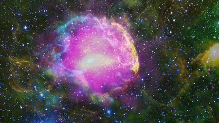 Jellyfish Nebula Picture