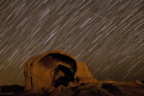 Meteor Shower Picture