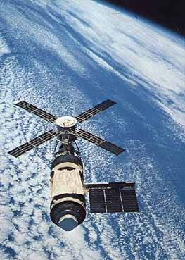Picture of Skylab Space Station
