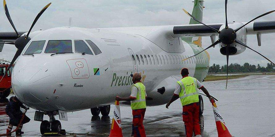 Tanzania-based Air Precision