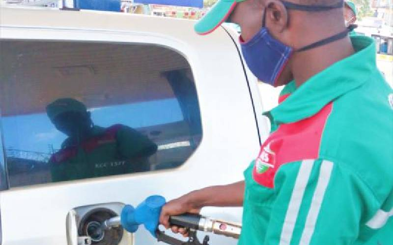 Motorists to pay more at the pump, EPRA says