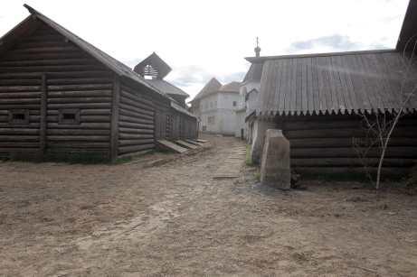 улицы Москвы 16 века