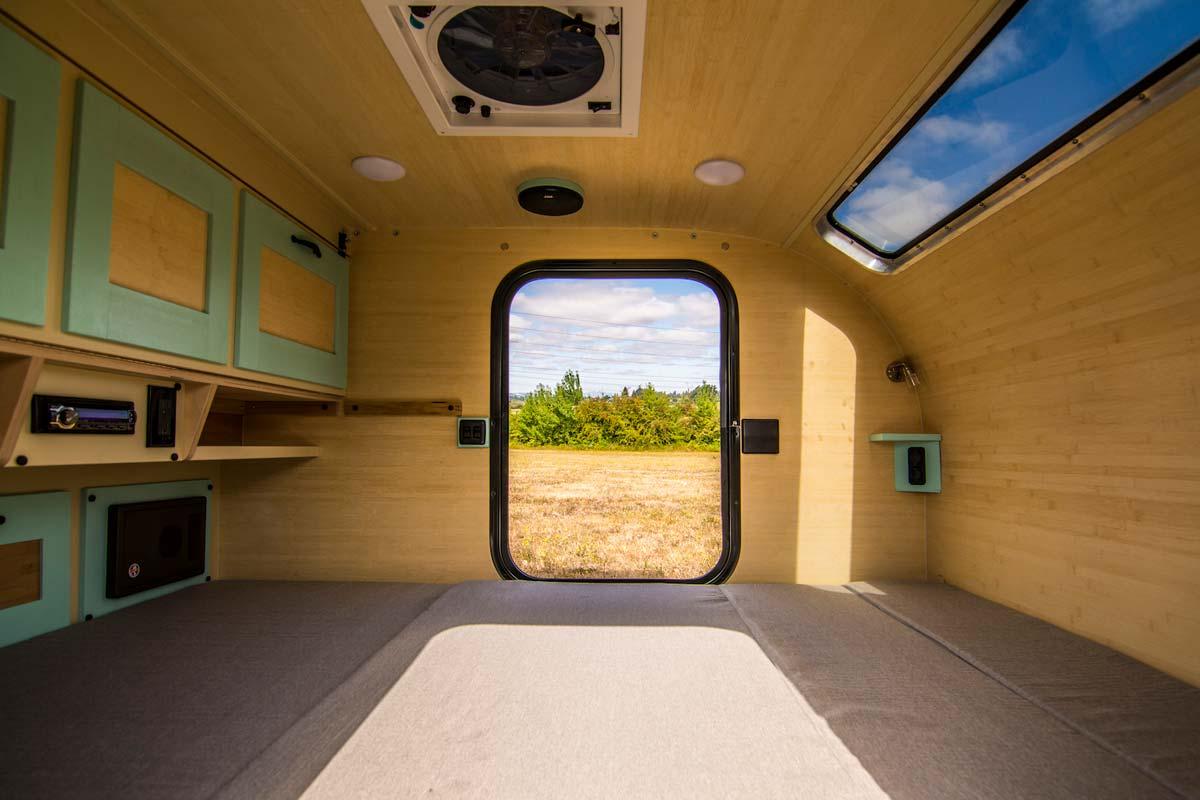 Custom Teardrop Trailers Roof Top Tents Aero Teardrops