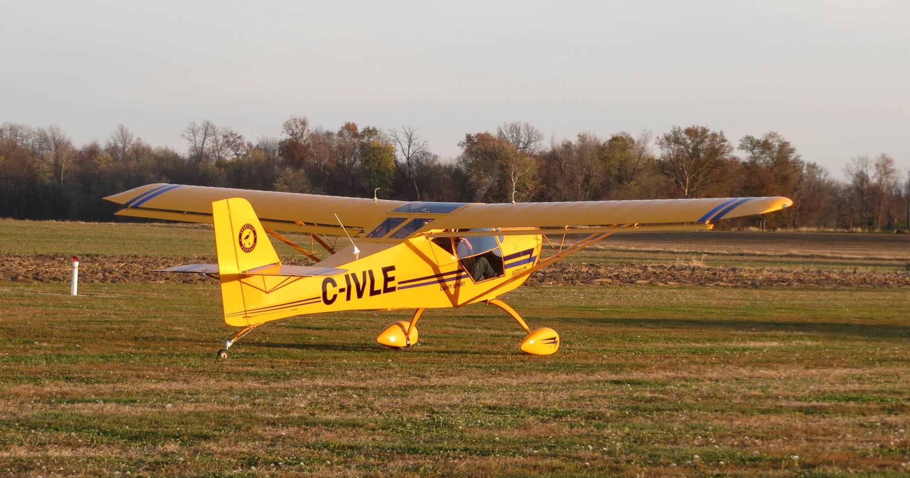Aerotrek Light Sport Aircraft Aerotrek A220 Taildragger
