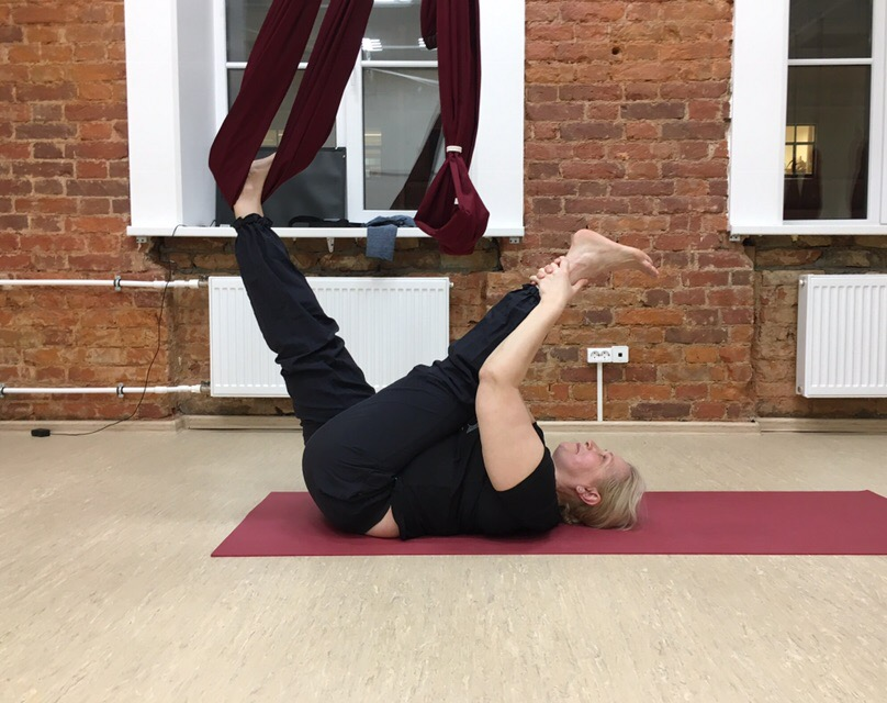 Yoga for old age people