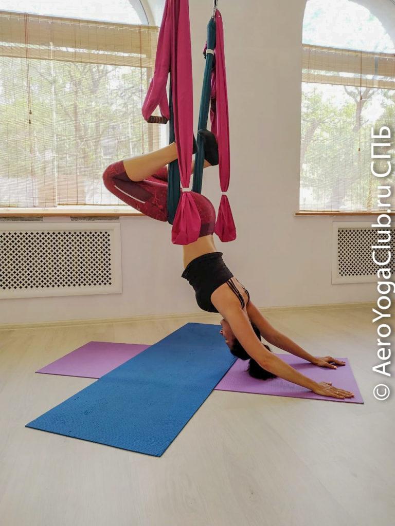 Йога для лимфотока