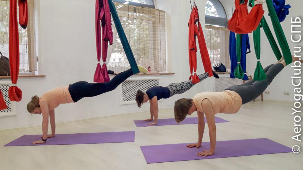 йога лимфодренаж