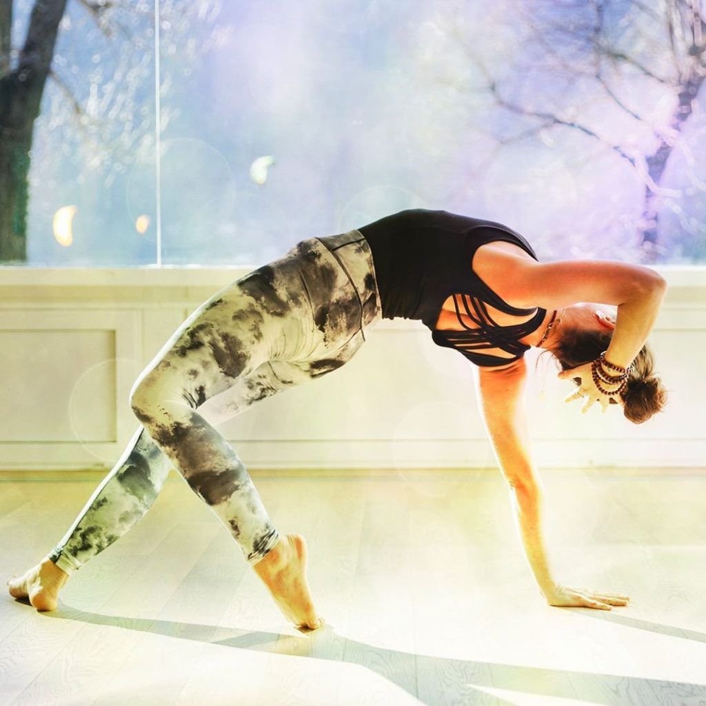 Аштанга-Виньяса йога для похудения