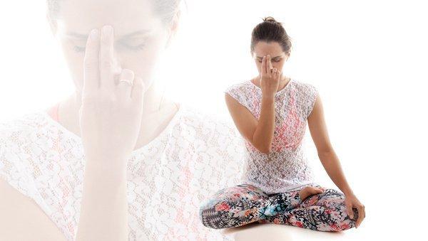Йога практика для восстановления при астме