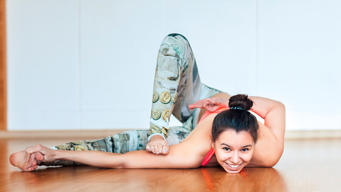 йога тест